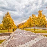 Осень в Царицыно :: Игорь .