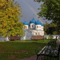 Дождливая прогулка :: Евгений Никифоров