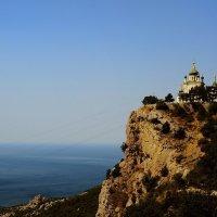 Форосская церковь. Крым. 412 метров над уровнем моря :: Oksanka Kraft