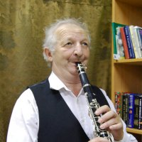 "Клейзмер:  ""Кларнетист"" :: Aleks Ben Israel"