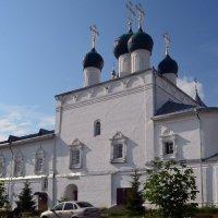 церковь Благовещения 17в :: Галина R...
