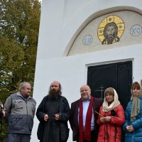 Посетили церковь Воскресения Христова. :: Михаил Столяров