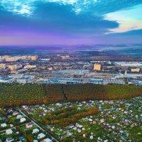 фото с квадрокоптера :: Алексей Совалев