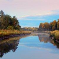 Осень золотая. :: Павлова Татьяна Павлова