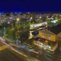 Огни ночного города :: Галина Карименко