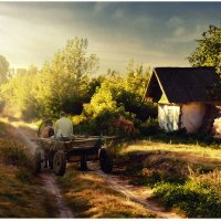 Утро колхозника :: Sergii VIdov