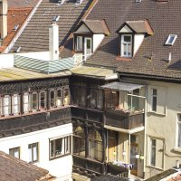 Балконы разные бывают... :: Вальтер Дюк