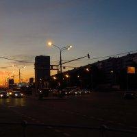 Вечер трудного дня, хоть и воскресного :: Андрей Лукьянов