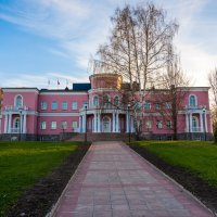 Дворец Бракосочетания. Петрозаводск. :: Владимир Лазарев