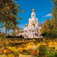 Церковь Покрова Богородицы в Филях :: Alexander Petrukhin