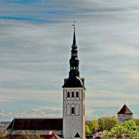Церковь Нигулисте в Таллине :: Олег Попков