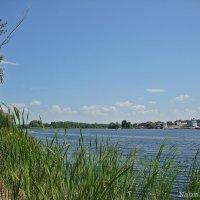 На Волге реке :: Лидия (naum.lidiya)