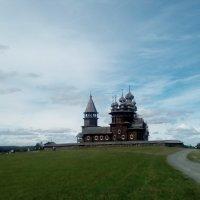 Кижский погост :: Kseniya Merkulova