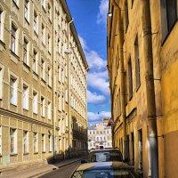 Малый Казачий переулок.Санкт-Петербург :: Игорь Свет