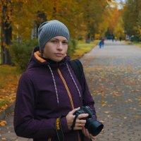Фотограф 2017 Рыбинск :: Александр Ребров