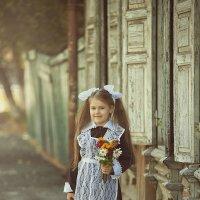 1 сентября :: Анастасия Бембак