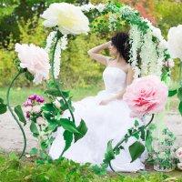 Свадебный шик :: Любовь Дашевская
