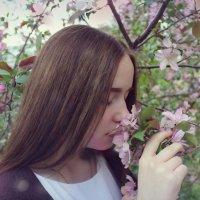 весна :: Ксения Малкова
