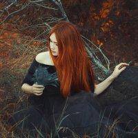 Девушка осень :: Ekaterina Vikulina