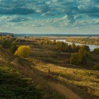 Осенняя Ока :: Руслан Комаров