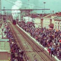 поезд победы :: Lena Veter