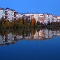 Осенние краски заката :: Kogint Анатолий