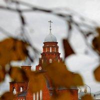 Храм Святой Троицы за осенней листвой :: Andrew