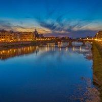 Ночная Флоренция. :: михаил