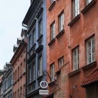 Кафешка в старой Варшаве :: M Marikfoto