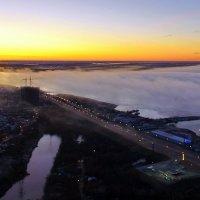 река утром... :: Олег Петрушов