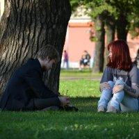 Признание :: Андрей + Ирина Степановы