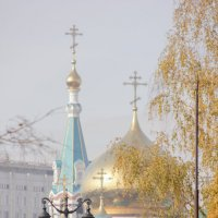 Наш красавец Успенский... :: Оксана Кузьмина