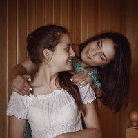 Лаура и Есения :: Александр Маточкин