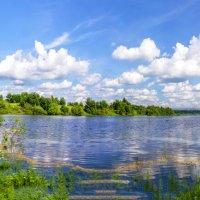 Козаковское озеро :: Виктор Заморков