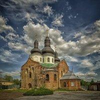 Спасо-Преображенский храм :: Александр Бойко