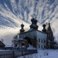 Святыни села Никольское :: Татьяна Копосова