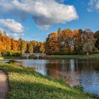 Осень. Павловск. :: Александр Истомин