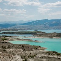 Чиркейское водохранилище :: Мария Мятова