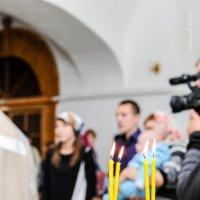 как же хочется выложить фотки с крещения, но таинство оно есть таинство) :: Надежда Орёл
