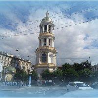 Колокольня Собора Владимирской иконы Божией Матери :: Вера