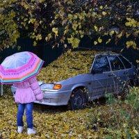 Пока совсем не накрыла осень! :: Татьяна Помогалова