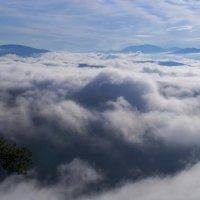 В облоках :: Георгий Морозов