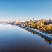 Набережная Камы :: Алексей Ширинкин