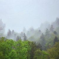 Замок Нойшванштайн :: Конст@нтин Scryn