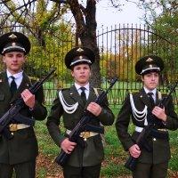 Юные патриоты :: Владимир Болдырев