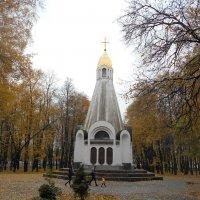 Часовня на территории рязанского кремля :: Tarka