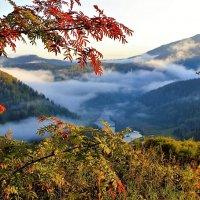 Солнце не проникло ещё в долину :: Сергей Чиняев