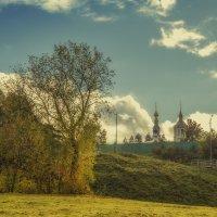 Осень во Владимире :: Сергей Цветков