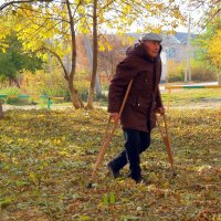 У каждого своя осень жизни.. :: Андрей Заломленков