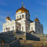 Кафедральный Соборный Храм Христа Спасителя :: Vera Ostroumova